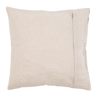 Подушка 200546 CUSHION MARIE-LISE TAUPE 45X45CM COTTON+POLYESTER