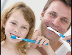 Уход за полостью рта для детей и взрослых