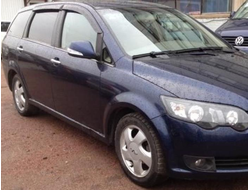 Chery CrossEastar sedan 2006/Rely V5 sedan 2009 дефлекторы окон, к-т