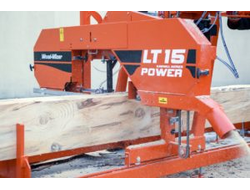 Ленточная пилорама Wood-Mizer LT15 Power, от