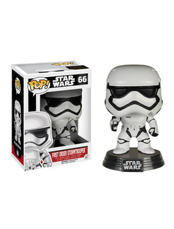 Funko Pop! Star Wars: First Order Stormtrooper (66)