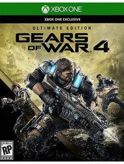 Gears of War 4 - Ultimate Edition [RU] (Xbox One)