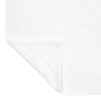 200541 KITCHEN TOWEL ADELIE WHITE 50X70CM COTTON