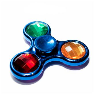 Спинер Finger Spinner Diamond Eye Blue