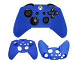 XBox One S Controller Silicon Case Blue