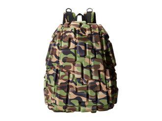 Молодежный рюкзак MadPax Blok Half Camo камуфляж