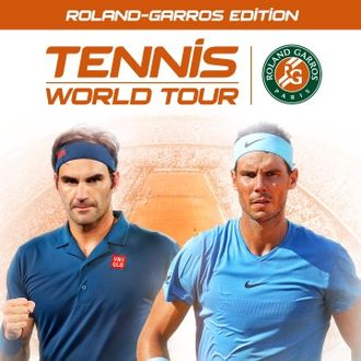 Tennis World Tour - Roland-Garros Edition (цифр версия PS4) RUS 1-2 игрока
