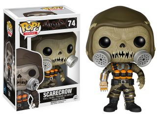 Funko Pop! Batman: Arkham Knight - Scarecrow | Фанко Поп! Бэтмен: Рыцарь Аркхэма - Пугало