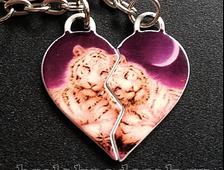 Две половинки сердца