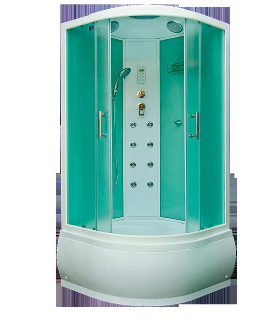 Склад душевых кабин, ванн и котлов отопления