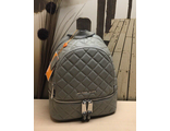 Рюкзак Michael Kors Rhea Quilted Medium Grey / Серый