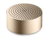 Портативная беспроводная колонка Xiaomi Round Box Золотистая