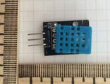 DHT11 модуль датчика влажности и температуры