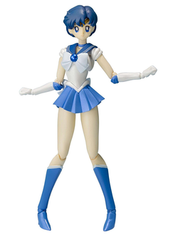 Фигурка Меркурий Сейлор Мун (Sailor Mercury by Bandai)