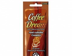 Крем Coffee Dream с маслом кофе, маслом Ши и бронзаторами 600-281 15 мл 1 шт/упк