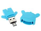 Универсальная флешка Xiaomi Mi Rabbit USB-OTG Flash 16gb