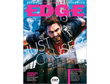 EDGE Magazine № 287 Christmas 2015 Just Cause 3 Cover ИНОСТРАННЫЕ ИГРОВЫЕ ЖУРНАЛЫ