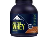 (Multipower) 100% Pure Whey Protein - (2 кг) - (клубника)