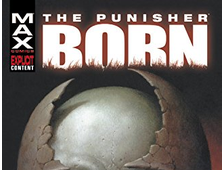 Купить Punisher Born, Купить Punisher Born в Москве, Punisher Born