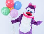 Аренда ростовой куклы Пингвинёнок Пепе
