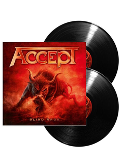 ACCEPT Blind rage 2-LP