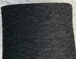 50% ангора, 50% меринос, ( Loro Piana)  2/2000, 1000м/100 гр , антроцитовый меланж, отматываю от 300 гр