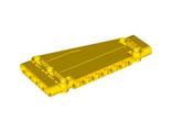 Technic, Panel Plate 5 x 11 x 1 Tapered, Yellow (18945 / 6099546)