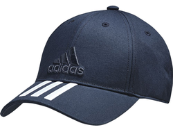 арт. 3492 Бейсболка Six-panel Classic 3 stripes
