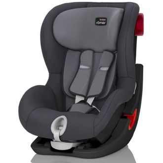 Britax Romer KING II Black Series (Лидеры_краш-тестов)