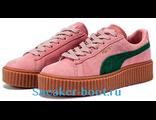 Кеды Puma Creepers розовые
