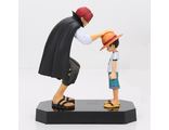 Фигурка Luffy & Shanks (Луффи и Шенкс)