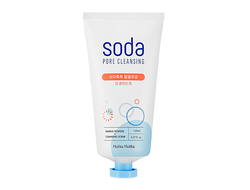 Пенка для умывания Holika Holika Soda Pore Cleansing Foam