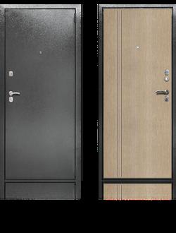 Входная дверь Берлога Скала-2 Вертикаль
