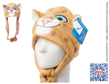 Шапка-маска «Талисман Леопард» Олимпиады Sochi-2014