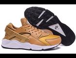 Кроссовки Nike Huarache желтые