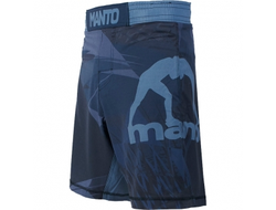 ШОРТЫ MMA MANTO NEO DARK BLUE