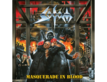 SODOM Masquerade in Blood LP BLACK