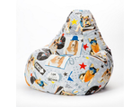 Кресло-мешок детское ДОГГИ 80*110