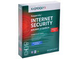 Kaspersky Internet Security Multi-Device 2Dvc Renewal 1 year Card