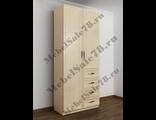 Купить шкаф в СПб недорого с маленькими ящиками