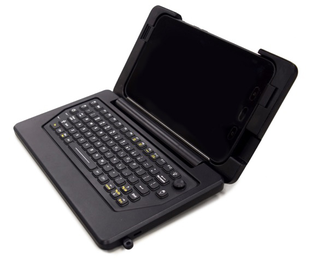 Клавиатура-док станция для Samsung Galaxy Tab Active 2 (IP54)