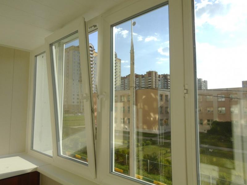 Остекление пвх, остекление окон, балконов, лоджий, фото осте.
