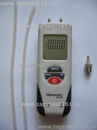 Манометр - HT-1890 для настройки газовых котлов.