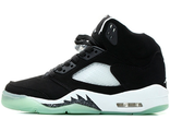 "Air Jordan V (5) Retro ""Oreo"" Men Black (41-45) арт-006"