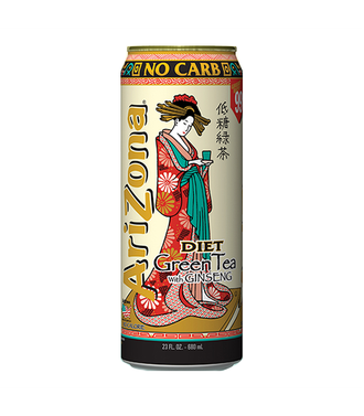 Напиток Arizona Diet Green Tea 0,68л (США)