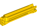 Technic, Gear Rack 1 x 14 x 2 Housing, Yellow (18940 / 6259052)