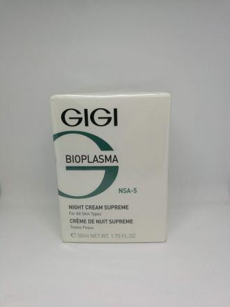 BIOPLASMA - Night Cream Supreme