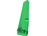 Technic, Panel Fairing # 6 Long Smooth, Side B, Green (64393 / 6215038)