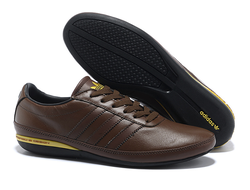 Adidas Porsche Design Brown Leather мужские (40-45)