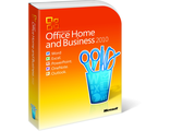 Office 2010 Home and Business ESD Russian Key T5D-00703 (box: T5D-00415)